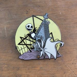 Nightmare before Christmas Disney trading pin